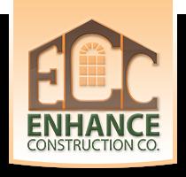 Logo for Enhance Construction