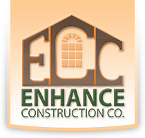 Logo for Enhance Construction